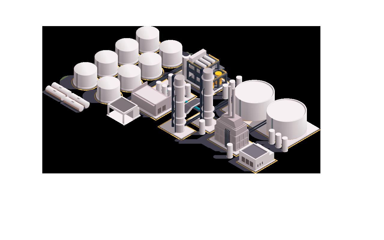 Downstream Banner - Refinery